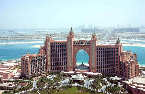 Dubai Palm Hotel (IndogoTravel)